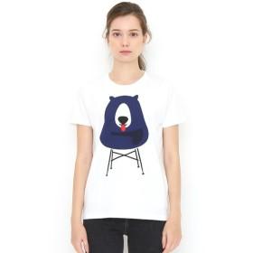 [マルイ]【セール】【ユニセックス】ベーシックTシャツ/チェアーベア/グラニフ(graniph)