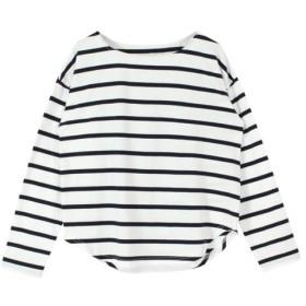 [マルイ] ボートネックゆったりカットソーTシャツ/ティティベイト(titivate)