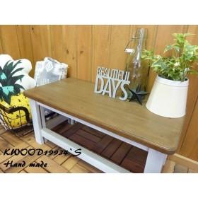飾り棚 ミニテーブル サイドボード シャビーホワイト