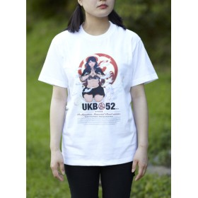 菩薩系アイドル☆【UKB52】★北五号僧侶★半袖Tシャツ