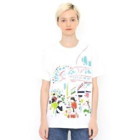 [マルイ] 【ユニセックス】ベーシックTシャツ(アミューズメントパーク)/グラニフ(graniph)