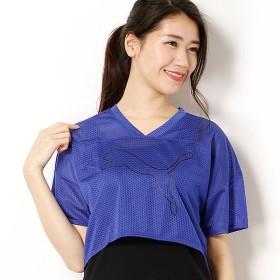 [マルイ]【セール】レディースフィットネスSS Tシャツ/プーマ(PUMA)