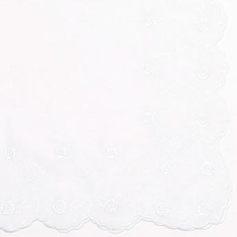 [マルイ] 【52×52cm】ガーゼハンカチ/ローラアシュレイ(雑貨)(LAURA ASHILEY)