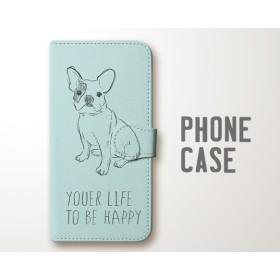 手帳型スマホケース《iPhoneケース》mice_226