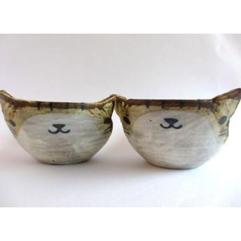 つちはしふみこ 猫の小鉢*トラネコ