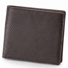 [マルイ]【セール】本革リザード 二つ折財布/ジェニファー(Jennifer)