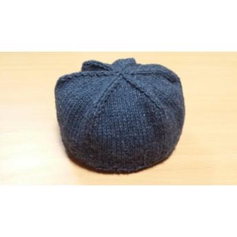 ベビーニット帽子