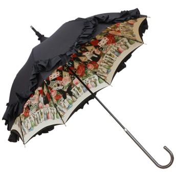 [マルイ] パゴダ傘(ウサギの魔法時間 UVカット・晴雨兼用)/ルミエーブル(Lumiebre)