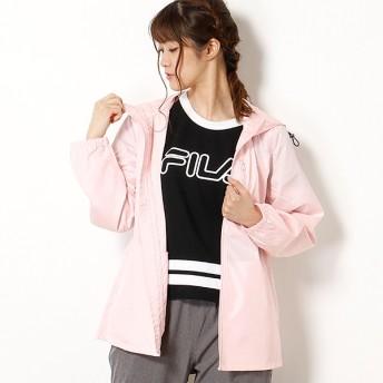 FILA フィラ タフタパッカブルUVパーカージャケット