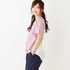 f4eceed1af269 子供服 上下セット キッズ セットアップ リボン 夏 ゆったり 無地 ...