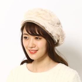 [マルイ]【セール】MIIAパイピングファーベレー(レディース/帽子/雑貨)/ミーア(帽子)(MiiA)