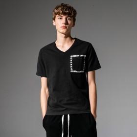 [マルイ]【セール】NUMBER (N)INE DENIM(ナンバーナインデニム) プリントポケット付Tシャツ/ナンバーナイン デニム(NUMBER(N)INE DENIM)