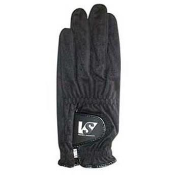 キャスコ VS-200 BK 25 メンズグローブ 左手用(ブラック・25cm)Kasco[VS200BK25]【返品種別A】