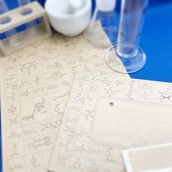 化学屋:レターセットC