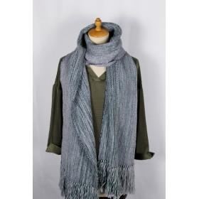 190 秋冬手織りマフラー