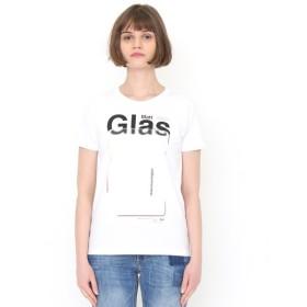 [マルイ] 【ユニセックス】ベーシックTシャツ(フロステッドグラス)/グラニフ(graniph)