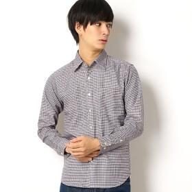 [マルイ]【セール】ガンクラブチェックシャツ/モルガンオム(MORGAN HOMME)