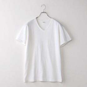 [マルイ] ENTRY SG: 『ADONIS』 Vネック Tシャツ/シップス(メンズ)(SHIPS)