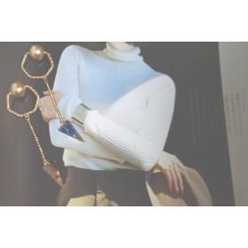 ヘキサゴンのゴールドパールピアス/イヤリング