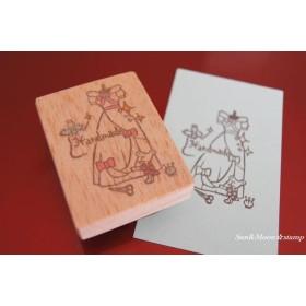 Handmade~シンデレラ風~ハンドメイドはんこ