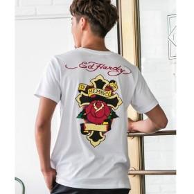 [マルイ]【セール】【Ed Hardy】エド・ハ-ディ-描き下ろし/プリントTシャツ(ソフト天竺)/A・S・M(A.S.M)