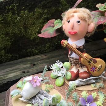 『森の音楽家』