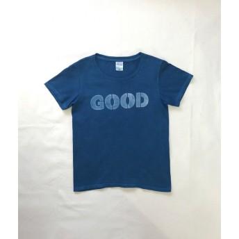 藍染-T GOOD LIFE