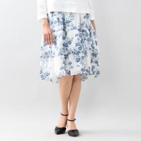 [マルイ]【セール】フラワーパピヨンプリントスカート/トゥービーシック(TO BE CHIC)