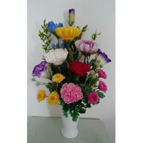 トラディショナルスタイルの仏花