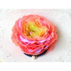ラナンキュラスの花ゴム