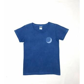藍染-T BLUE MOON