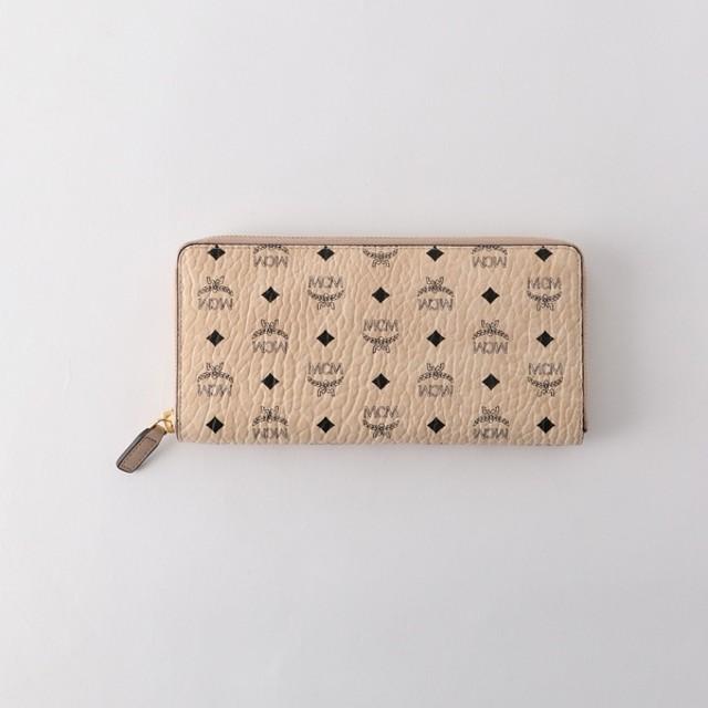 [マルイ] 【MCM】ラウンドジップウォレット MXL8AVI92/ギルドプライム(GUILD PRIME WOMENS)