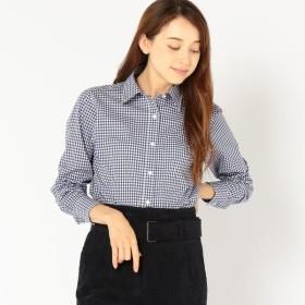 [マルイ] PrimaryNavyLabel:チェックシャツ/シップス(レディース)(SHIPS for women)