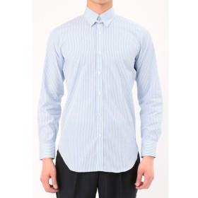 Fairfax / ストライプタブカラーシャツ