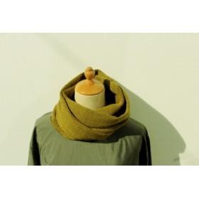 カシミヤウール手織りマフラー 405
