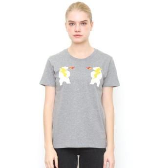[マルイ]【セール】【ユニセックス】ベーシックTシャツ/サンダーポーラーベア/グラニフ(graniph)