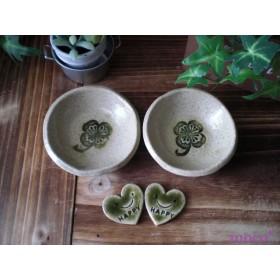 豆皿&箸置きセット №4