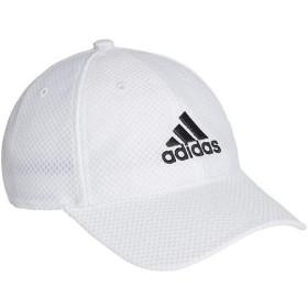 アディダス(adidas) メンズ レディース クライマクール メッシュキャップ ホワイト/ホワイト/ブラック ECD54 CG1787 帽子 マルチスポーツ 日よけ