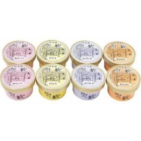 「乳蔵」北海道アイスクリーム8個  8380