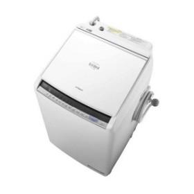 日立 BW-DV80C(W) ホワイト ビートウォッシュ [洗濯乾燥機(8.0kg)]