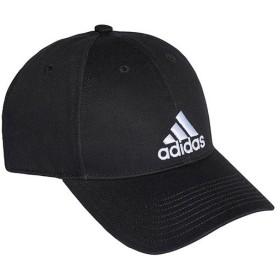 アディダス(adidas) メンズ レディース ロゴ キャップ CO ブラック/ブラック/ホワイト BXA88 S98151 帽子 マルチスポーツ 日よけ スポーツウェア