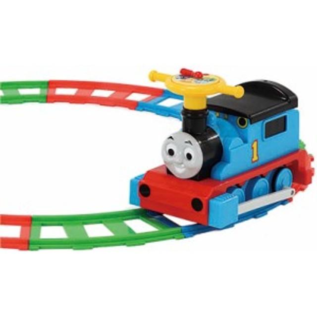 電動乗用 きかんしゃトーマス スタンダードセット 乗用玩具