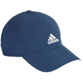 アディダス(adidas) メンズ レディース クライマライト ロゴ キャップ カレッジネイビー/ホワイト/ホワイト DUE34 CG2314 帽子 マルチスポーツ 日よけ