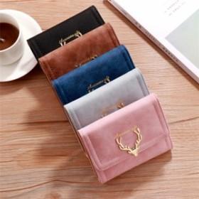 二つ折り財布 ミニ財布 かわいい 小銭入れ おしゃれ レディース 大容量 使いやすい ボックス型小銭入れ 大容量 おしゃれ かわいい