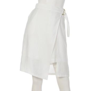 78%OFF ELLE (エル) スカート ホワイト