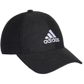 アディダス(adidas) メンズ レディース クライマクール メッシュキャップ ブラック/ブラック/ホワイト ECD54 CG1788 帽子 マルチスポーツ 日よけ
