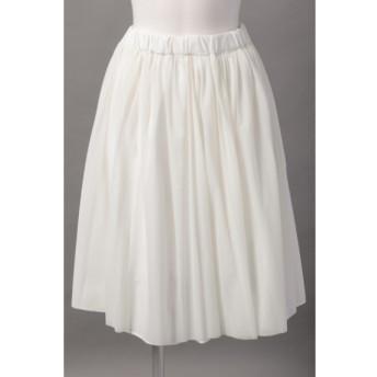 62%OFF MK (エムケー) リバーシブルスカート ホワイト