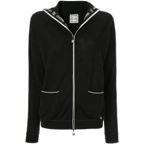 Chanel Vintage CC スポーツライン ジャケット - ブラック