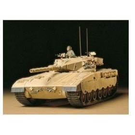 タミヤ(TAMIYA) 1/35 ミリタリーミニチュアシリーズ イスラエル メルカバ主力戦車 (35127)プラモデル