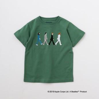 [マルイ] SHIPS KIDS:<パパとおそろい>【THE BEATLES(ザ・ビートルズ)】TEE(100-/シップス キッズ(SHIPS KIDS)